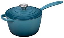 Le Creuset 3.25-Qt. Cast Iron Saucepan