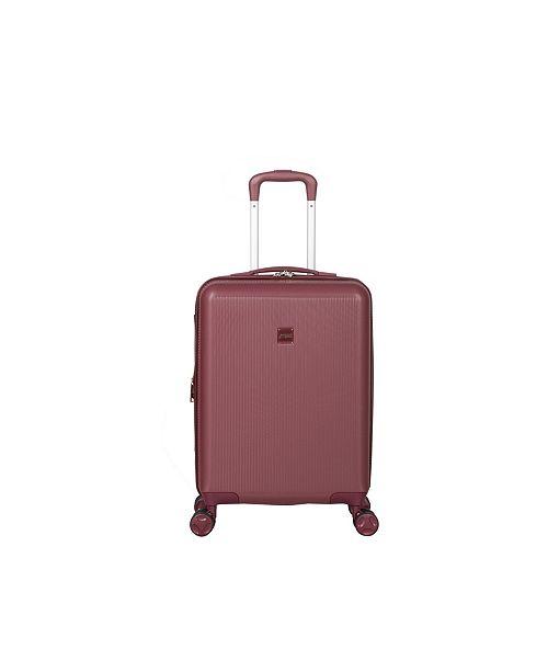 "American Flyer Kova 22"" 8-Wheel Hardside Spinner Luggage"