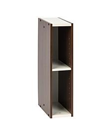 "6"" x 23"" Slim Space Saving Shelf, Sema Series"