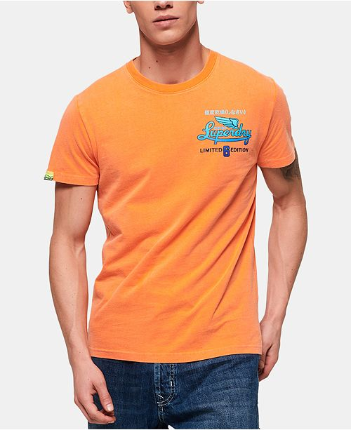 Superdry Men's Icarus Logo T-Shirt