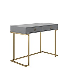 by Cosmopolitan Camila Writing Desk