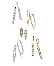 Lauren Ralph Lauren Two-Tone Pavé Jewelry Separates