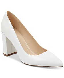 Marc Fisher Viviene Block-Heel Pumps