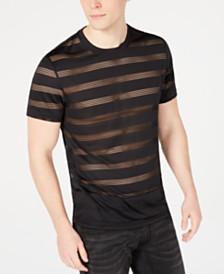 I.N.C. Men's Ample Stripe T-Shirt, Created for Macy's