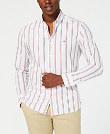 Men's Welbeck Striped Shirt