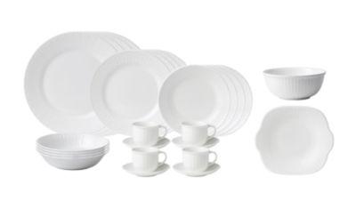 Nantucket Basket 26-Piece Dinnerware Set
