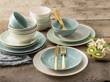 Sango Siterra Mixed 16 Piece Dinnerware Set