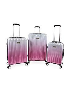 Lindsay 3-Piece Spinner Luggage Set