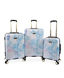 Sadie 3-Piece Spinner Luggage Set