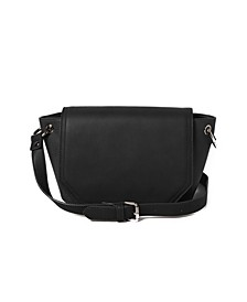 City Sling Vegan Leather Handbag
