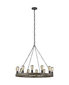 Avenir 12-Light Chandelier