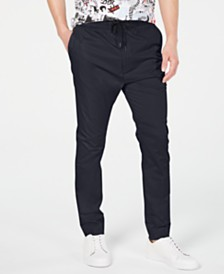 Hugo Boss Men's Tapered-Fit Pants