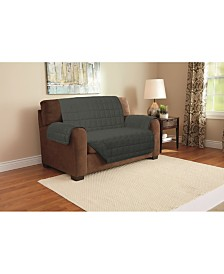 Furniture Protector Love Seat Suede