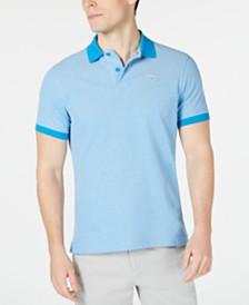 Barbour Men's Sports Tailored-Fit Polo