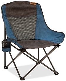 Eureka Folding Low Rider Camp Chair from Eastern Mountain Sports