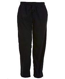 Gelert Men's Solid Fleece Pants from Eastern Mountain Sports