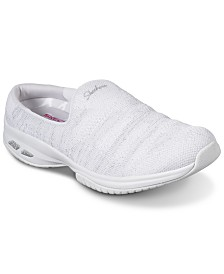 Skechers Women's Relaxed Fit: Commute Time - Knitastic Walking Sneakers from Finish Line