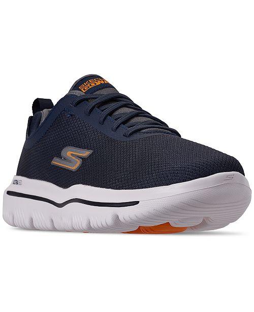 Skechers Men's GOwalk Evolution Ultra - Intercept Walking Sneakers from Finish Line