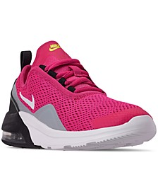Girls' Air Max Motion 2 Casual Sneakers from Finish Line