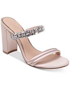 Jewel by Badgley Mischka Katherine Evening Sandals