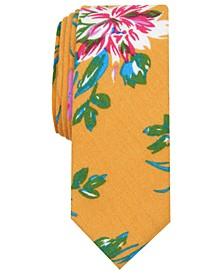 Men's Maslow Floral Skinny Tie