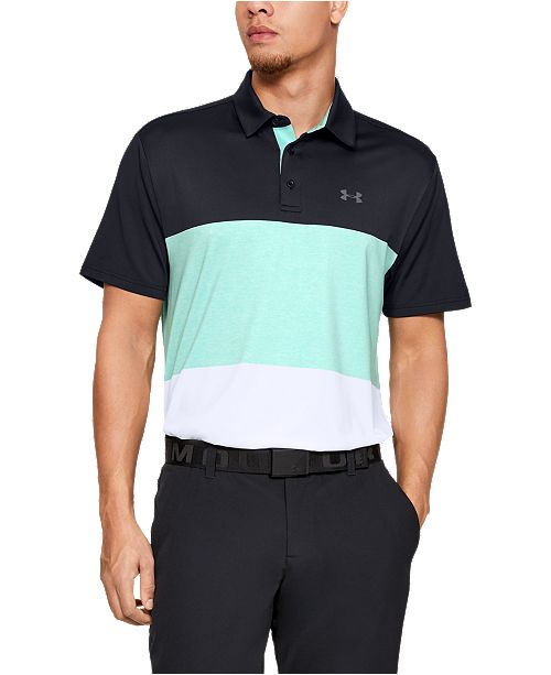 8a6740a58f Men's Colorblock Playoff Polo