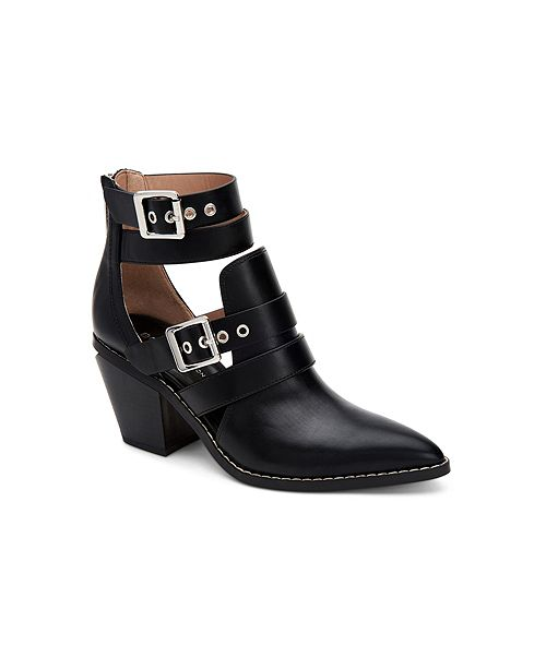 f785be31c3f BCBGeneration Dani Booties   Reviews - Boots - Shoes - Macy s