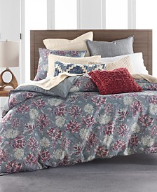 Lucky Brand Hayden 230-Thread Count 3-Pc. King Comforter Set, Created for Macy's