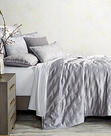 CLOSEOUT! Autumn Leaf Full/Queen Coverlet, Created for Macy's