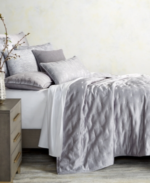 Closeout! Hotel Collection Autumn Leaf Full/Queen Coverlet, Created for Macy's Bedding