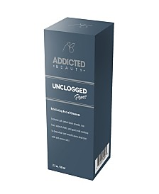 Addicted Beauty UnClogged Pores - Exfoliating Facial Cleanser