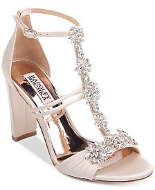 Badgley Mischka Laney Evening Shoes