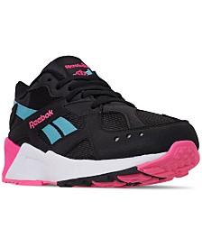 Reebok Women's Aztrek Casual Sneakers from Finish Line