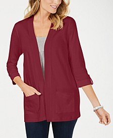 Cotton Cozy Cardigan, Created for Macy's