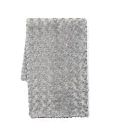 Curly Plush Baby Blanket