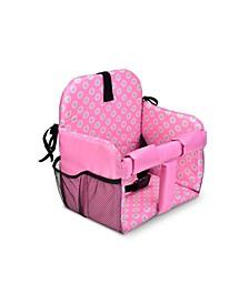3 Stories Trading Momogo Baby Seat Insert, Dottie