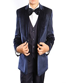 Tazio Classic Fit 2 Button Vested Suits for Boys
