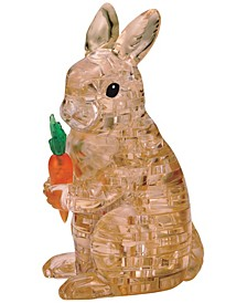 3D Crystal Puzzle-Rabbit - 43 Pcs