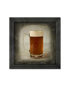 "lightbox Journal 'Dorm Room Pub Just Beer 2' Canvas Art - 14"" x 14"" x 2"""