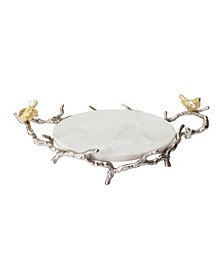 Alvada Decorative Marble Tray