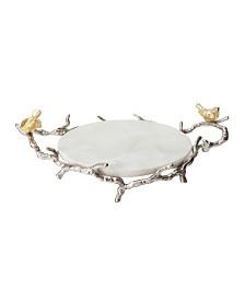 Alvada Decorative Marble Tray