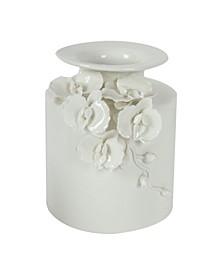 Seaford Floral Pot Vase