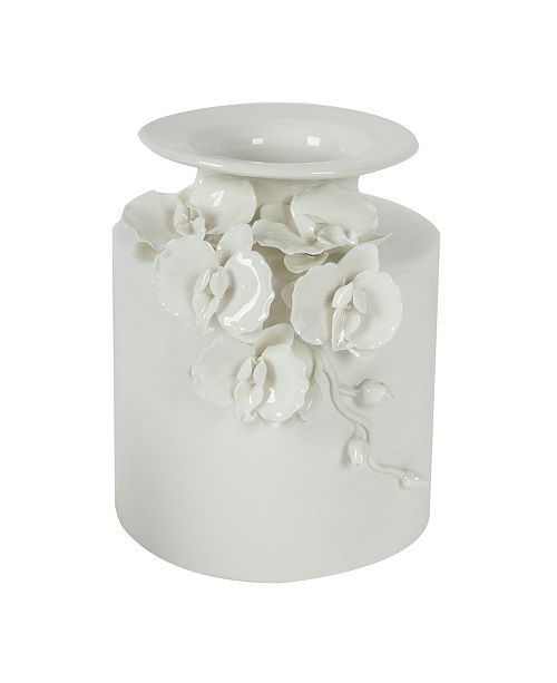 AB Home Seaford Floral Pot Vase