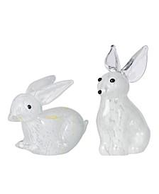 Hoppity Rabbit Accents, Set of 2