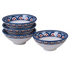 Tangier 4-Pc. Ice Cream Bowl
