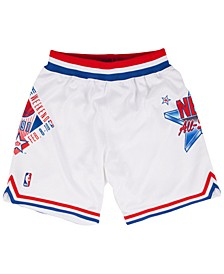 Men's NBA All Star Authentic NBA Shorts