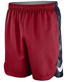 Nike Men's Boston Red Sox AC Dry Emboss Shorts