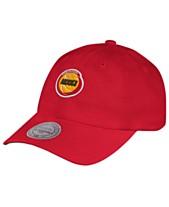 best service 90d9e 9579f Mitchell   Ness Houston Rockets Hardwood Classic Basic Slouch Cap
