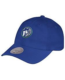 Mitchell & Ness Minnesota Timberwolves Hardwood Classic Basic Slouch Cap