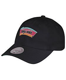 San Antonio Spurs Hardwood Classic Basic Slouch Cap